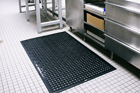Alsco high quality wet area mats